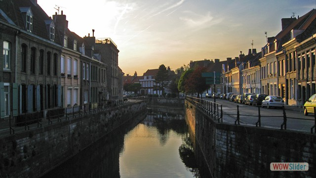 Bergues-Canal